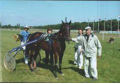 Ons paardje Rejoy gereden door Marco Heijnen Huldiging 29-06-'03