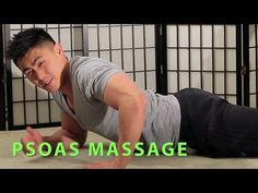 10 Psoas-Releasing Stretches To Stabilize The Spine And Relieve Low Back Knee Pain Muscle Stretches, Back Pain Exercises, Stretching Exercises, Hip Pain, Knee Pain, Psoas Stretch, Psoas Release, Sports Therapy, Hip Problems