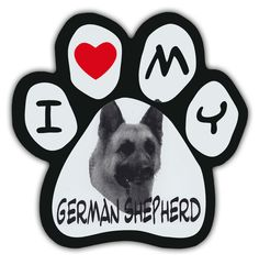 Round Dog Breed Car Magnet Dachshund Attitude Bumper Sticker