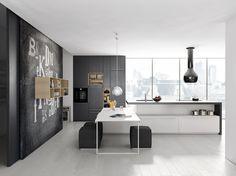 Cucina componibile su misura FORMA Young Collezione Young by Comprex | design MARCONATO