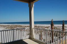 Balcony View from Summer Salt East in Orange Beach