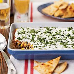 How to make a Healthy Party-Worthy Dip   Cookinglight.com