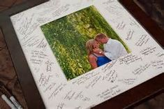 Modern and Fun Guest book Ideas – Las Vegas Wedding Planners Wedding Guest Book, Our Wedding, Dream Wedding, Wedding Ideas, Wedding Things, Wedding Inspiration, Picture Borders, Picture Frame, Las Vegas