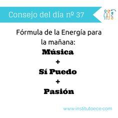 ¿Cuál es tu fórmula?