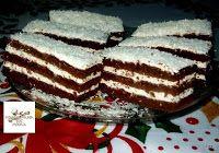 Érdekel a receptje? Kattints a képre! Hungarian Cake, Holiday Dinner, Cake Cookies, Slow Cooker Recipes, Tiramisu, Cookie Recipes, Deserts, Food And Drink, Baking