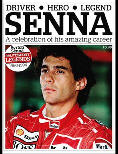 Autosport Legends: Ayrton Senna #ayrton #senna #f1