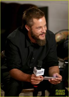 Travis Fimmel  Hugh Dancy Join the Leading Men of Television at Variety Studio