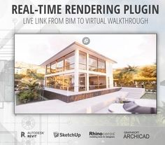 Download Enscape3D 2.5.2.34 for Revit / SketchUp / Rhino / ArchiCAD + Crack [FileCR] Torrent   1337x Cad Programs, Lighting Concepts, Year Of Dates, Free Courses, 3d