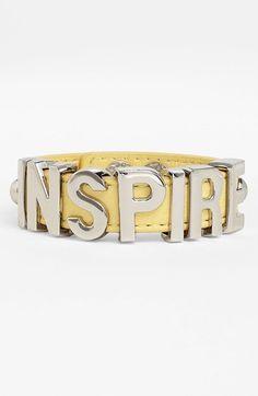 BCBGeneration 'Affirmation' Bracelet | Nordstrom