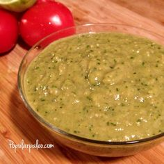 You've probably seen about a hundred tomatillo salsa recipes… Some are fresh and diced, some are pureed, some roasted. At first, it might be hard to know w