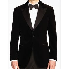 A beautiful velvet dinner jacket provides a luxurious take on formal dinner dress. The satin faced peaked lapels, buttons and bound pockets are all technically correct and rich black velvet lends this jacket an almost irresistible lustre, perfect for f Black Tie Dress Code, Black Tie Attire, Velvet Dinner Jacket, Velvet Jacket, Tuxedo Jacket, Blazer Jacket, Cool Tuxedos, Madrid, Dinner Suit