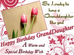 Happy birthday to my granddaughter Tonia Cook many many more to come enjoy your day.Be safe and god bless love you.