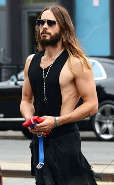 Jared Leto from The Big Picture: Today's Hot Pics | E! Online