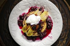 Pancake Recipe on Veggie num num     Make delicious dishes like this one and shed those extra pounds! check out  http://bestonlineproducts.net/food