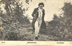 Ludwig van Beethoven. Fue un compositor, pianista y director de orquesta alemán.