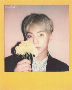 EXO-CBX (첸백시) Blooming Days #Xiumin