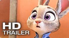 ZOOMANIA Offizieller Trailer 2 (2016)