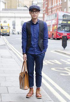 London street style - 2013
