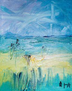 Serie: Soledades Playa vacía-10