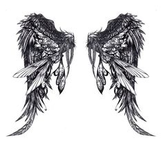 There is no doubt that angel and angel wing tattoos have become extremely Tags: angel tattoo, angel wings tattoo, cross tattoo, marilyn m. Tattoo Girls, Tattoo Son, Girl Tattoos, Tattoos For Women, Tatoos, Cat Tattoo, Tattoo Drawings, Angel Wings Tattoo On Back, Wing Tattoos On Back