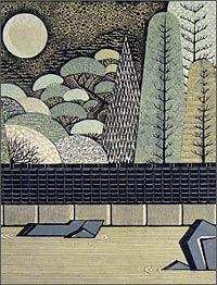 Morimura Ray | Garden in the Moonlight