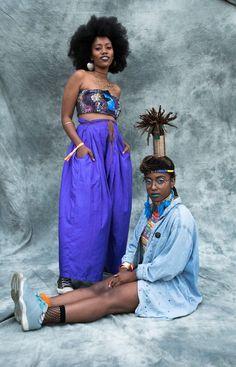 Festival Outfit Afropunk Festival Street Style Galeria de Estilo de Rua do Festival Afropunk 2017 Urban Street Style, African Street Style, Festival Outfits, Festival 2017, Afro Punk Fashion, Hip Hop, Grunge, Brooklyn, Black Girl Aesthetic
