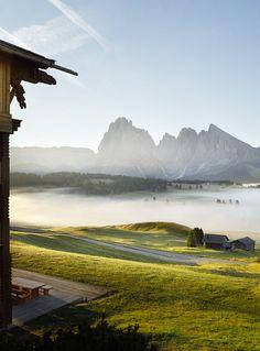 Adler Mountain Lodge, Italy