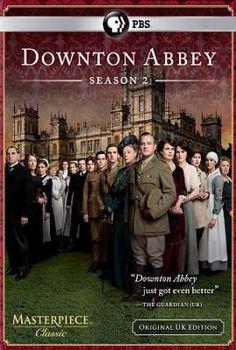 Downton Abbey. Season 2 [videorecording] on DVD