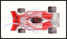 """Formula 1 Amarcord Specialino """"Spazzaneve"""" 1973"""