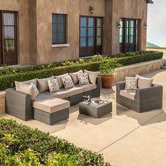 Costco Ballina 6 Piece Seating Set 2k Outdoor