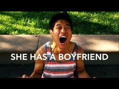 She too had a boyfriend?