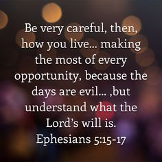  Ephesians - Do not be foolish, but understand what the Lord's will is. Biblical Quotes, Religious Quotes, Bible Verses Quotes, Faith Quotes, Wisdom Quotes, Empowering Quotes, Spiritual Quotes, Prayer Scriptures, Prayer Quotes