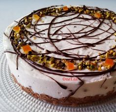 Delicious Desserts, Dessert Recipes, Pastry Art, Cannoli, Bake Sale, Food Illustrations, Cheesecakes, Panna Cotta, Bakery
