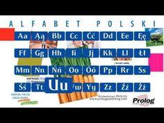 Alfabet polski / Polish Alphabet pronunciation / PROLOG Publishing - YouTube