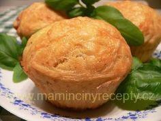 Muffiny s balkánským sýrem Baked Potato, Sweet Tooth, Food And Drink, Potatoes, Vegetarian, Baking, Ethnic Recipes, Potato, Bakken