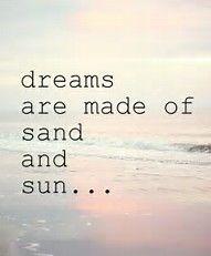 #dreams ✨ #sand  #sun ☀️