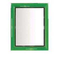 Kartell Francois Ghost Mirror Green By Philippe Starck - 864374 - Kartell Francois Ghost Mirror Green  88 x 111cm