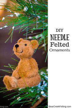 133 Best Felt Ornaments Images