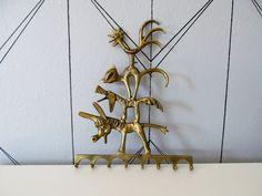 Walter Bosse animal key hanger by skinnykidvintage on Etsy, $78.00