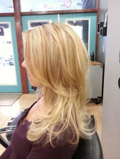 Natural blonde with lowlights. Hair style Natural blonde with lowlights. Natural Blonde Balayage, Dark Blonde Hair, Braided Hairstyles, Cool Hairstyles, Hairstyle Ideas, I Like Your Hair, Low Lights Hair, Natural Hair Styles, Long Hair Styles