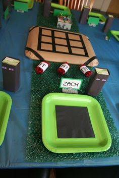 1000 images about minecraft party theme on pinterest for Craft birthday party places