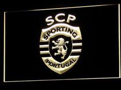 Lisbon Sporting Clube de Portugal LED Neon Sign