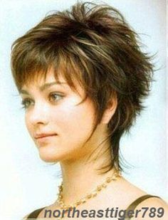Hot Sell Light & Dark Brown Short Straight Women Lady Cosplay Hair Wig Wigs +Cap - New Site Short Pixie Haircuts, Pixie Hairstyles, Short Hairstyles For Women, Short Hair Cuts, Straight Hairstyles, Cool Hairstyles, Pixie Cuts, Elegant Hairstyles, Layered Hairstyles