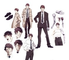 The Official Profiling Book - Psycho-Pass Wiki Character Profile, Character Sheet, Character Design, Twitter Profile Picture, Psycho Pass, Yayoi, Fullmetal Alchemist, Awesome Anime, Manga Anime