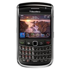 Blackberry 9650 Bold Unlocked GSM Smartphone with 3 MP Camera, Bluetooth, 3G, Wi-Fi, and MicroSd Slot (charcoal)