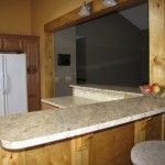 Stunning Kashmir Gold Granite Kitchen Countertops in MA | The Stone Cobblers
