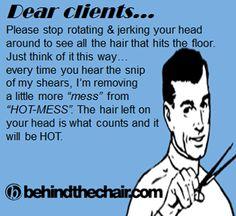 Hair Dresser Jokes Ideas Humor