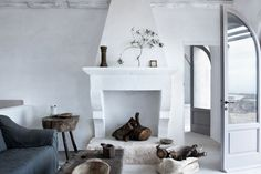 A house from another time. A 17th-century manor farm, renovated to host an English family during their holidays under th...