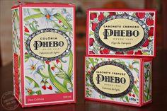 Phebo (Brazil) - Tuberosa do Egito e Figo da Turquia