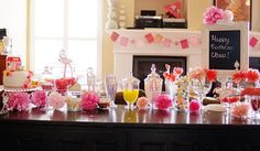 More sweets in jars